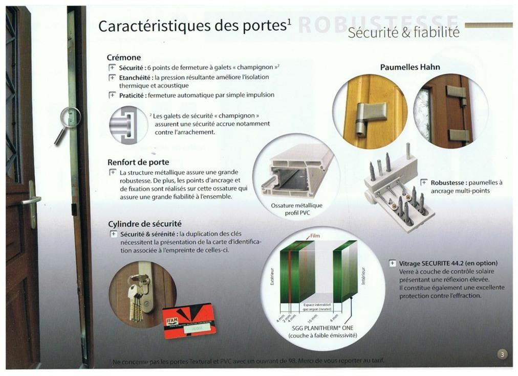 Porte DEntreEts Bruzeau Breteuil